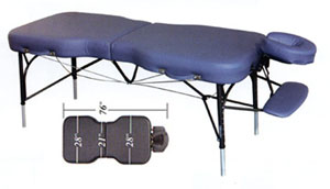 table de massage advanta